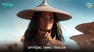 Raya And The Last Dragon   Tamil Trailer