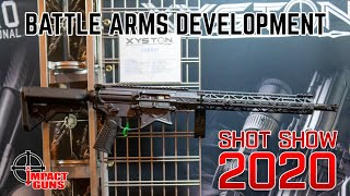 New From Battle Arms Development - SHOT Show 2020