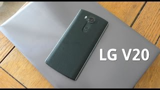 LG V20 - What we want to See!