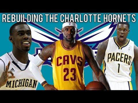 NBA 2K15 MyLEAGUE: Rebuilding the Charlotte Hornets!