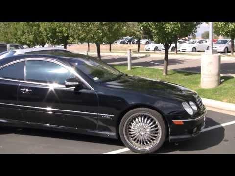 Mercedes-Benz 2003 CL600 RennTech