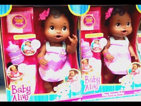 Baby Alive Bitsy Burpsy Baby Youtube