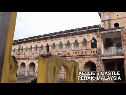 Kellie's Castle, Perak, Malaysia