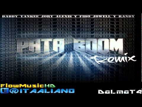 Daddy Yankee Ft Jory, Alexis  Fido, Jowell  Randy   Pata Boom (Remix)