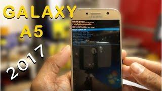 samsung Galaxy A5 (2017)  hard reset