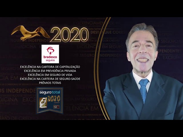 Troféu Gaivota de Ouro 2020 - Bradesco