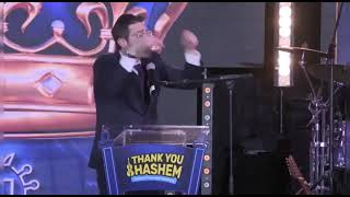 Thank you Hashem! Pesach - Mr. Charlie Harary 5781