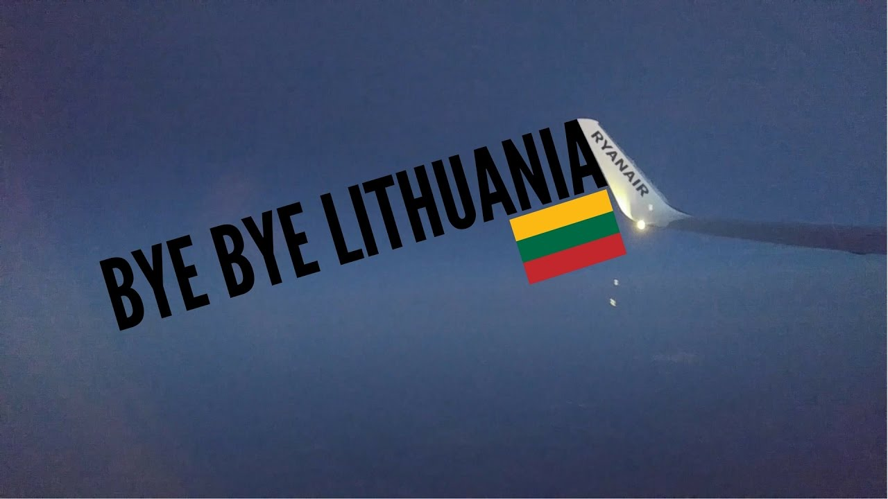 how to say bye in lithuanian