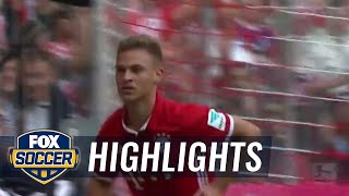 Video Gol Pertandingan FC Bayern Munchen vs FC Cologne
