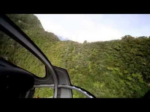 La Réunion from the air: the most amazing helicopter ride