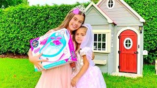 Mia macht ein neues Kleid für Nastya   Eine Geschichte über ein magisches Haus