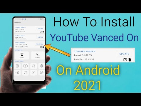 How To Install YouTube Vanced on Android 2021