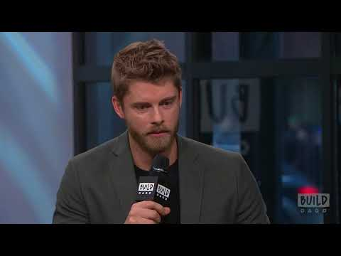"""Luke Mitchell Describes Being Killed Off In """"Agents of S.H.I.E.L.D."""""""