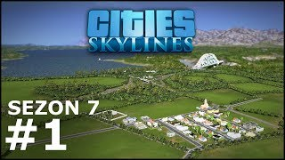 Miasteczko nad jeziorem - Cities: Skylines S07E01