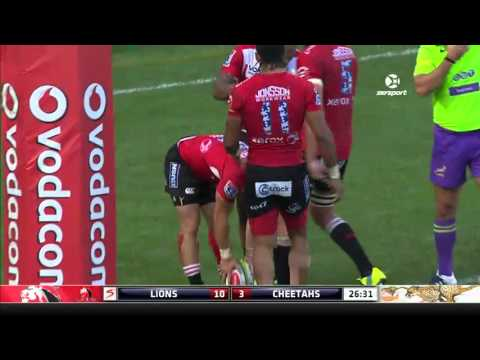Super Rugby: Lions V Cheetahs (Round 4)
