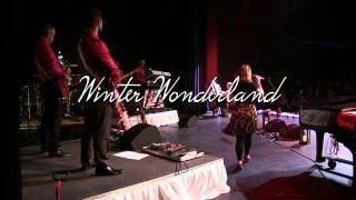 DressedinRED - Winter Wonderland (Stryper) - The Reason 2015