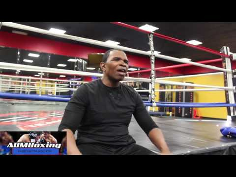 Kenny Porter Gives Update on Shawn Porter and Andre Berto Situation. (Full Interview with TSS)