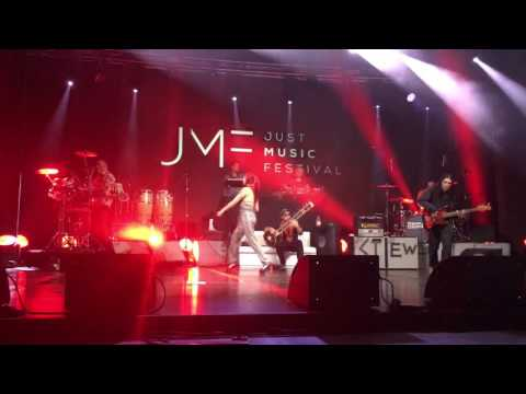 Thievery Corporation Lebanese Blonde Live at Rome Just Music Festival