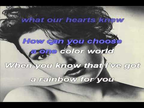 Blue Kiss (karaoke) - in the style of Jane Wiedlin