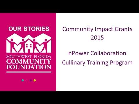 nPower Collaboration Cullinary Training Program