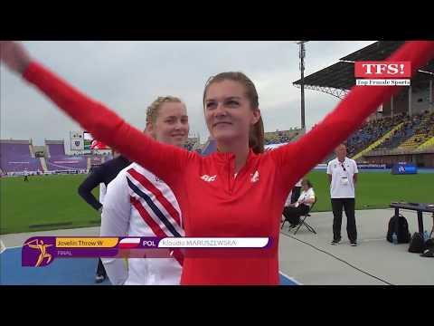2017 - Javelin Throw - U23 European Athletics Championships Bydgoszcz