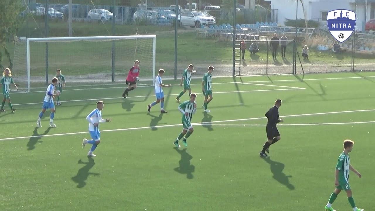 12ddccefb491f FC Nitra - Tatran Prešov 0:0, 13.kolo I.LMD U16 - Видео приколы ржачные до  слез