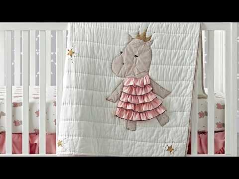 The Land of Nod Baby Crib Bedding Review