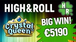 Play Crystal Queen Slot Machine Online (Quickspin) Free Bonus Game