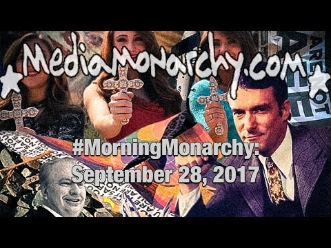 Cannibal Couple & Cult Music on #MorningMonarchy: #September