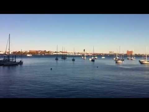 Boston, Port, Harborwalk, Waterfront, Massachussets, USA