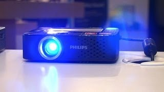 PicoPix projector gives you a big screen in a small package