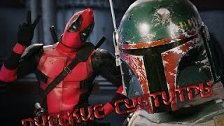 Русские Субтитры   Deadpool vs Boba Fett. Epic Rap Battles of History - Bonus Battle!