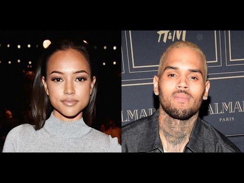"""Chris Brown says He's the One Who needs a Restraining Order from Karrueche & team """"THEY R STALKERS'"""