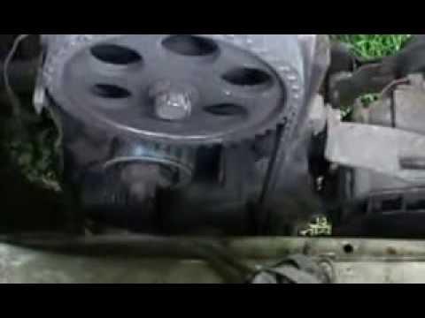 Замена ремня ГРМ 8 клапанов ВАЗ