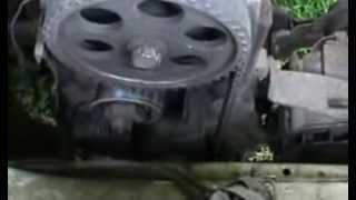 Замена ремня ГРМ ВАЗ(Видео замена ремня ГРМ ВАЗ 8 клапанный двигатель. Обрыв ремня ГРМ произошел в дороге., 2013-10-06T11:10:12.000Z)