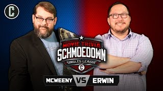 Drew McWeeny VS Ethan Erwin - Movie Trivia Schmoedown