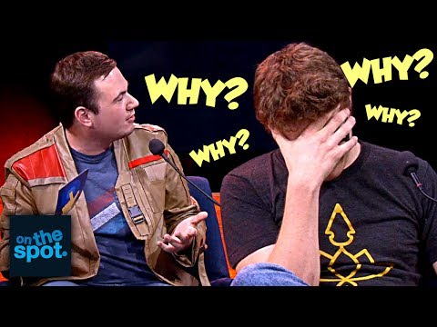 On The Spot: Ep. 102 - THAT ONE WHERE SOMEONE ALMOST DIED ON IT | Rooster Teeth