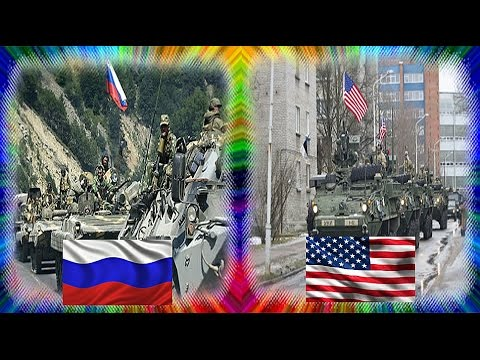 Russian Armed Forces VS United States Armed Forces Power Comparison 2016 - 2017