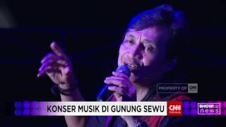 Showbiz News: Perpaduan Musik & Wisata Alam