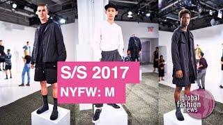 Stampd Spring / Summer 2017 Backstage Interview | Global Fashion News