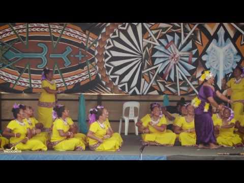 Auckland Girls Grammar - Taualuga - Samoa Stage