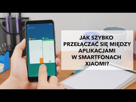 MIUI 9 Xiaomi - Szybkie Przełączenie Między Aplikacjami  - RTV EURO AGD