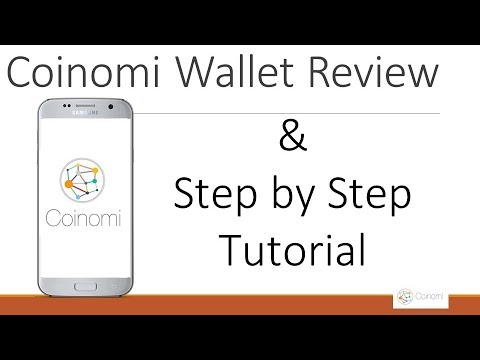 Coinomi Wallet Review And Step By Step Tutorial