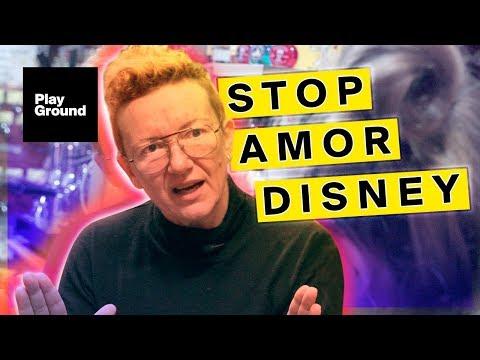Desmontamos El Amor Disney Con Brigitte Vasallo.