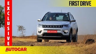 Jeep Compass | Exclusive First Drive | Autocar India