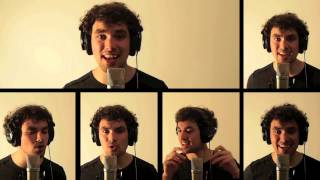 Daft Punk ft. Pharrell - Get Lucky - A Cappella Cover - JB Craipeau