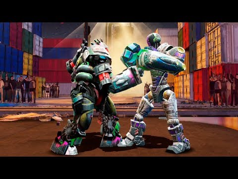 World Robot Boxing 2 (Real Steel 2) - STORY MODE ONE OF A KIND - DUAL PAIR Part 3