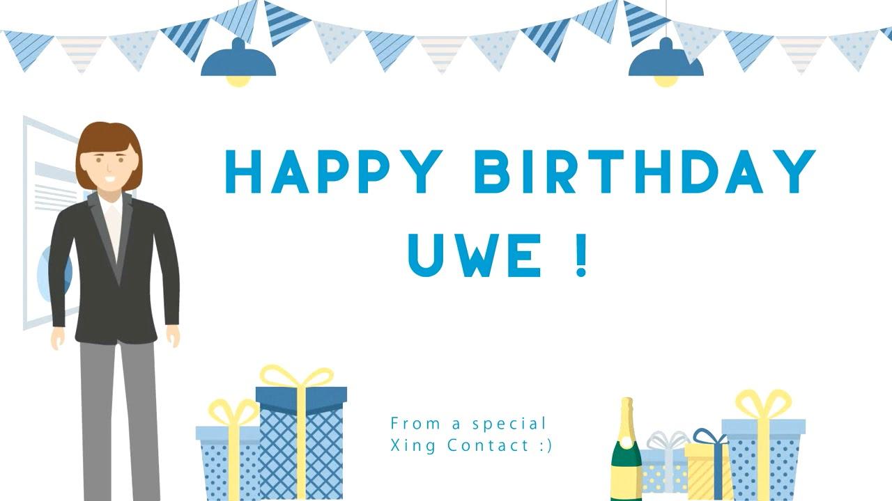 4 Stuck Geschenktuten Geburtstag Happy Birthday Braun Schwarz B 31 Cm Tasche Ebay