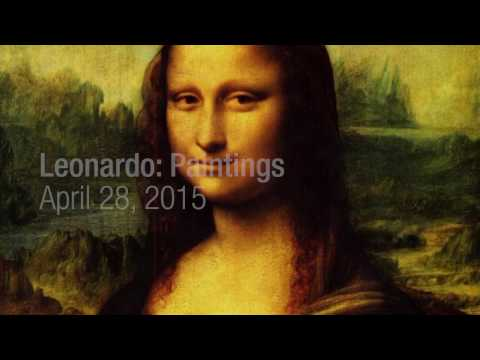 Leonardo da Vinci: Paintings