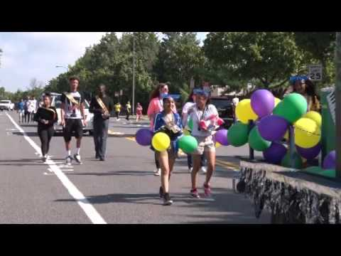 50th Laurel High School Homecoming Parade - September 19, 2015